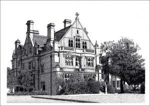 St Boniface, Warminster School.